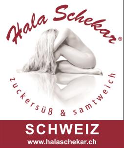 Hala Schekar Schweiz, Haarentfernung, Sugaring, Zuckerpaste Schweiz